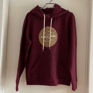 NWT Coach hoodie